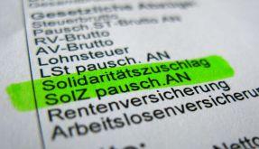 Karlsruhe weist Beschwerde gegen «Soli» ab (Foto)