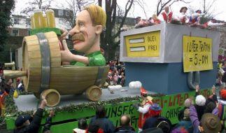 Karneval Autos (Foto)