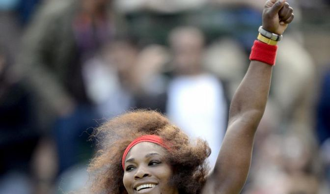 Karriere-«Golden Slam» für Serena Williams (Foto)