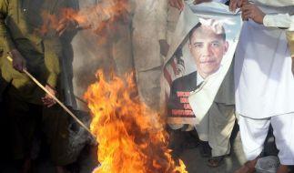 Karsai will Sicherheit bereits 2013 übernehmen (Foto)