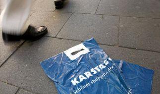 Karstadt-Interessenten (Foto)