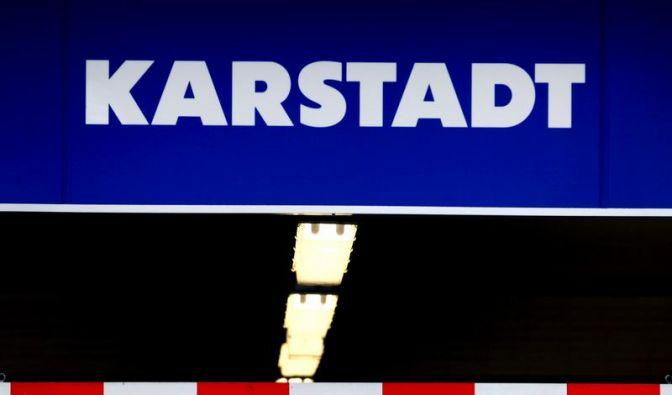 Karstadt: Stellenabbau auch im Management (Foto)