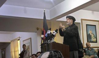 Karzai: Keine Kandahar-Offensive ohne Zustimmung (Foto)