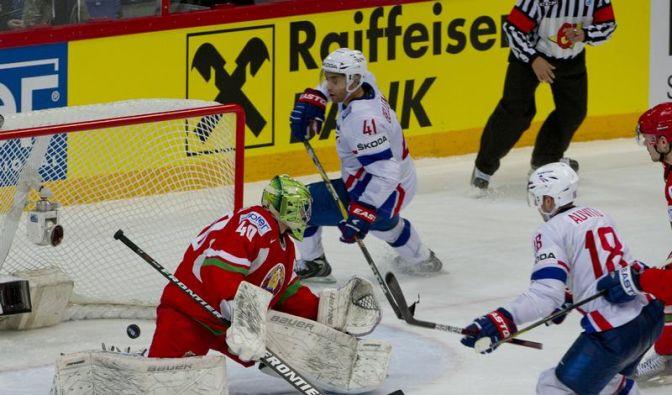Kasachstan und Italien steigen bei Eishockey-WM ab (Foto)