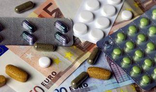Kassen erwarten Einsparungen bei Arzneimitteln (Foto)