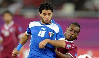 Katar erreicht Viertelfinale des Asien Cups (Foto)