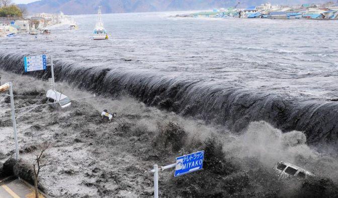 Katastrophenschäden erreichen 2011 neuen Rekord (Foto)