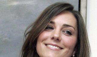 Kate absolviert charmant Auftritt beim Militär (Foto)