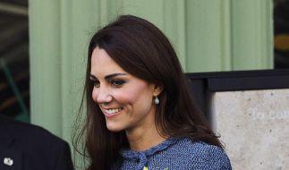 Kate absolviert charmant Solo-Auftritt beim Militär (Foto)