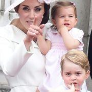 Kommt das Baby von Herzogin Kate im Palast zur Welt? (Foto)