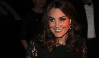 Kate Middleton ist derzeit mit ihrem dritten Kind schwanger. (Foto)