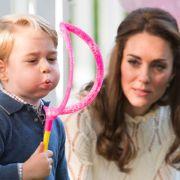 Herzogin Kate will Prinz George später auf DIESE Schule schicken (Foto)