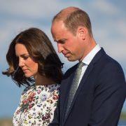 Queen Elizabeth bald tot? Herzogin Kate und William bereiten sich vor (Foto)