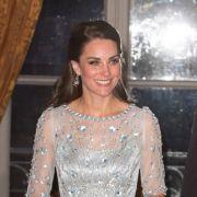Herzogin Kate wird Brautjungfer - Plant Meghan Markle schon die Hochzeit mit Prinz Harry? (Foto)