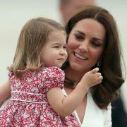 Alles nur Make-up! Ist Herzogin Kate doch nicht so schön? (Foto)