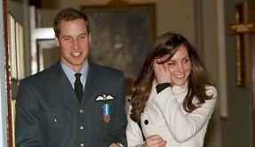 Kate Middleton und Prinz William (Foto)
