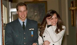 Kate Middleton und Prinz William (Foto)
