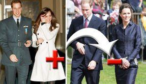 Kate Middleton verliert Gewicht (Foto)