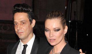 Kate Moss brauchte Sauerstoff (Foto)