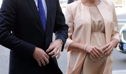 Kate ist wieder schwanger. Und leidet unter Hyperemesis gravidarum. (Foto)