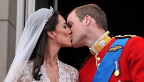 Kate und William feiern Hochzeitstag (Foto)