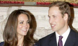 Kate und William planen Prachtfahrt durch London (Foto)