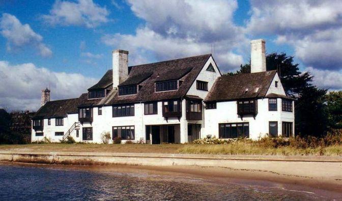 Katharine Hepburns Haus steht wieder zum Verkauf (Foto)
