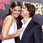 Katie Holmes und Tom Cruise haben sich getrennt: Ist Scientology der Grund für das Ehe-Aus?