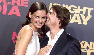Katie Holmes und Tom Cruise lassen sich scheiden (Foto)