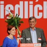 Katja Kipping und Bernd Riexinger wollen Schluss machen mit dem internen Gerangel.