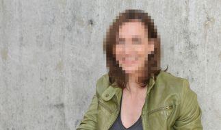 Katrin Flemming-Darstellerin Ulrike Frank wurde mit einer verdächtigen Wölbung erwischt. (Foto)