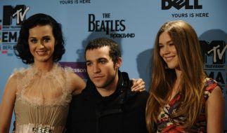Katy Perry, Pete Wentz und Joss Stone (Foto)
