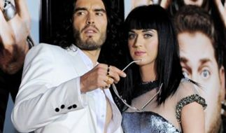 Katy Perry und Russell Brand (Foto)