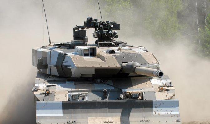 Kauder: «Keine Rüstungsexporte in Krisengebiete» (Foto)