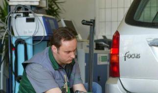 Kaum Kontrolle der Abgaswerte von Dieselautos (Foto)