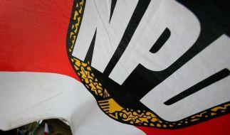 Kaum Zustimmung für Vorstoß gegen NPD (Foto)