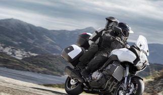 Kawasaki Versys 1000 für reiselustige Biker (Foto)