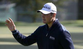 Kaymer gleichauf mit Woods bei US Open (Foto)