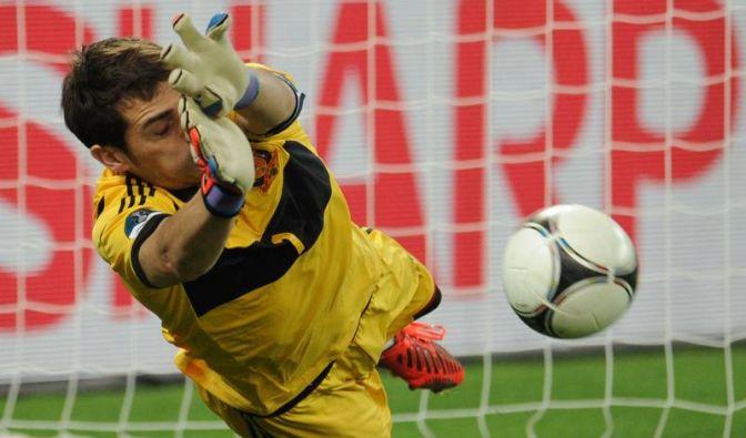 Keeper Casillas König der K.o.-Runden (Foto)