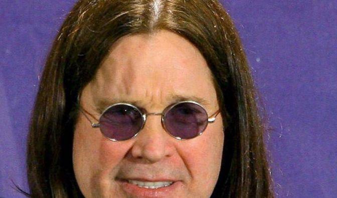 Kehlkopfentzündung: Ozzy Osbourne sagte Konzert ab (Foto)