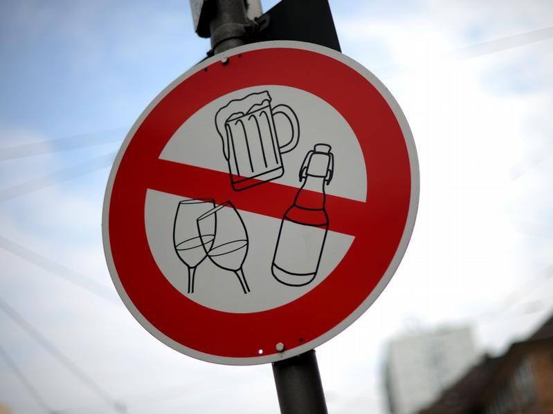 Alkohol Verzicht