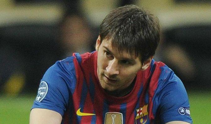 Kein Barça-Torrausch: Milan stoppt Messis Torfabrik (Foto)