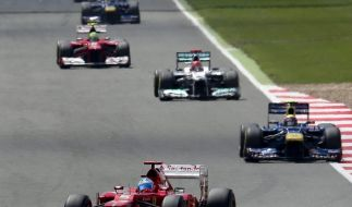 Kein Ende für Vettels Juli-Fluch - Webber jubelt (Foto)