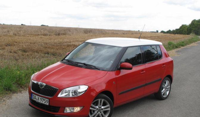 Kein Szenemobil, aber ein klasse Auto (Foto)