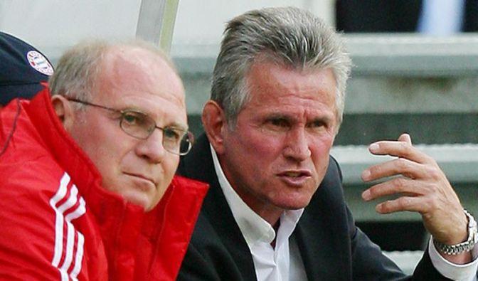 Kein Trost für Hoeneß - BVB vor Festwochen (Foto)