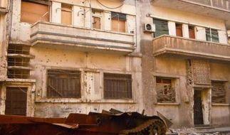 Keine Anzeichen auf Einigung bei UN in Syrienfrage (Foto)