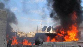 Keine Feuerpause in Syrien (Foto)