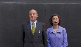 Keine Goldene Hochzeitsfeier für Spaniens Königspaar (Foto)