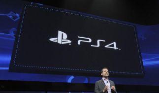 Keine Preise, keine Konsole, nur so viel wurde bekannt: Die Playstation 4 kommt zu Weihnachten in den Handel. (Foto)