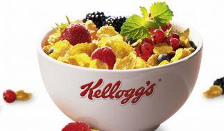 Kellogg-Chef: Weniger Zucker wegen höherer Preise (Foto)